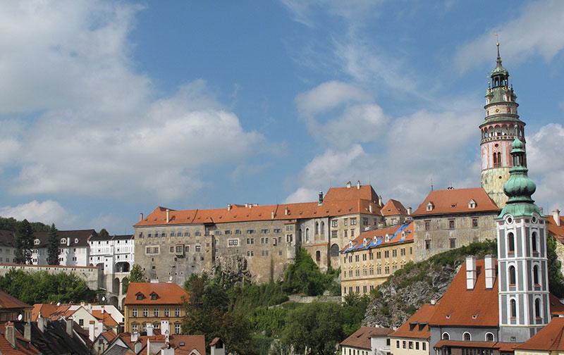 Apartmány u zámku - ubytování Český Krumlov